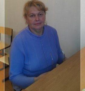 Артюхович Елена Ивановна